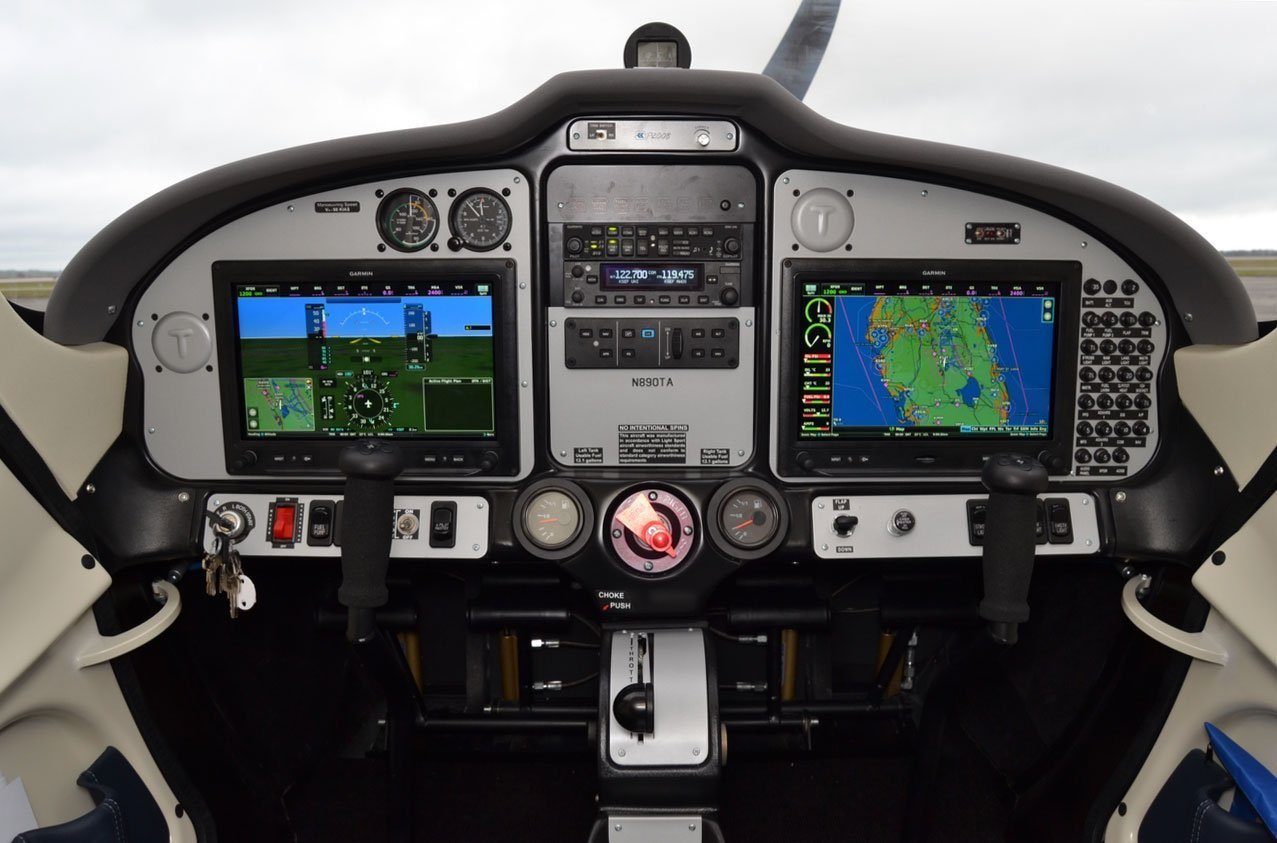 P2008 Avionics
